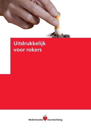 Uitdrukkelijk voor rokers - Mooi op gewicht
