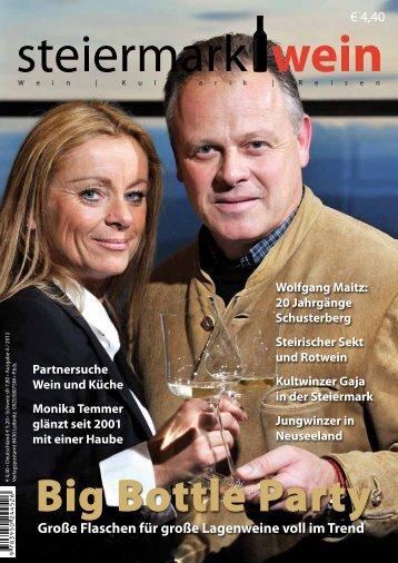 Steiermarkwein Ausgabe 15 - Winter 2012
