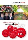 Steiermarkwein Ausgabe 15 - Winter 2012 - Seite 5