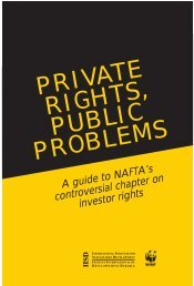 Private Rights, Public Problems - Agricultural and Resource ...