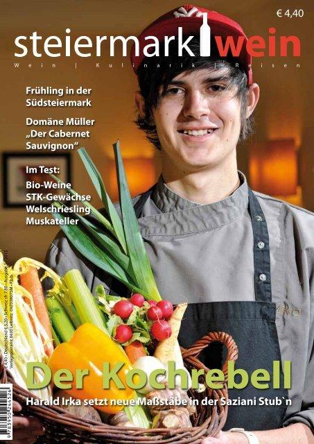 Steiermarkwein Ausgabe 16 - Frühjahr 2013