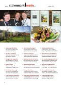 Steiermarkwein Ausgabe 16 - Frühjahr 2013 - Seite 4