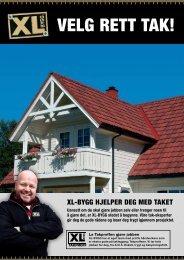 brosjyre - XL-BYGG