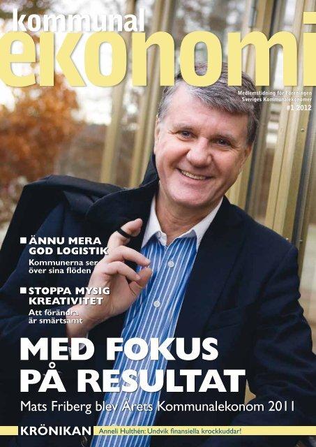 Kommunal Ekonomi nr 1 2012 - Kef