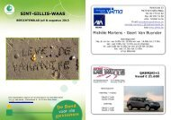 klik hier - Gezinsbond Sint-Gillis-Waas
