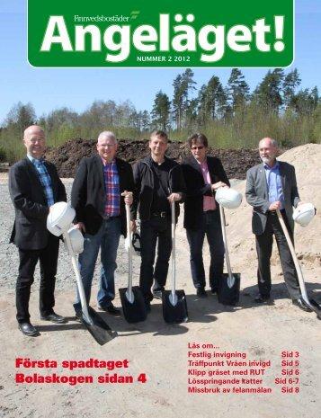 Angeläget 2 2012