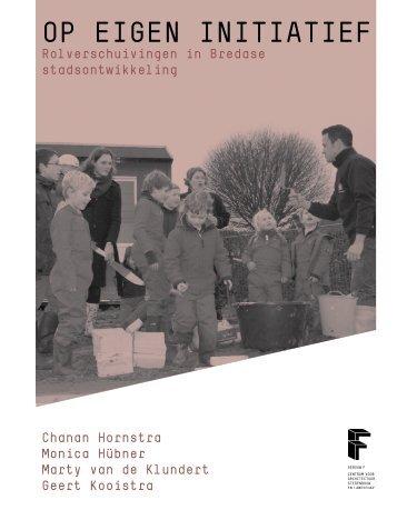 publicatie 'Op eigen initiatief' Juni 2012 - HRH Architecten