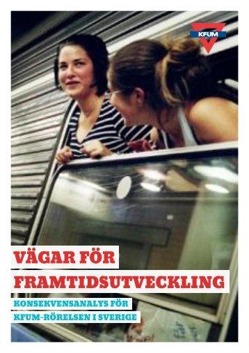 framtidsutveckling vägar för - KFUK-KFUM Scout - KFUM Sverige