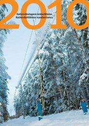 Vuosikertomus 2010