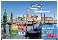Kies een geslaagde vakantie Italië Spanje - Campéole