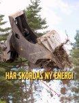 OLLE SKöRDAR ENERGI I SKOGEN - Swecon - Page 7