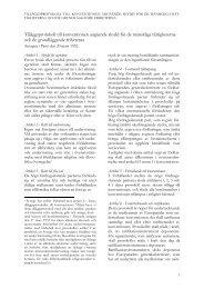 tilläggsprotokoll 1-7 - Fonden för mänskliga rättigheter