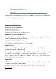 Referat af menighedsrådsmøde 1/2013. Den 16.1.2013 Deltager ...