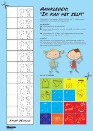 Klasse voor Ouders: Aankleedrooster