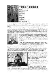 Hovgaard og elektriciteten - Lokalhistorisk Arkiv