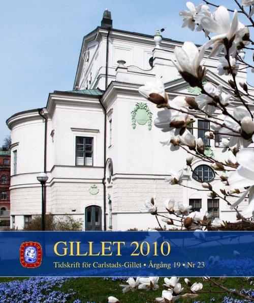 Gillet 2010 som pdf-fil (3,0 MB) - Carlstads-Gillet