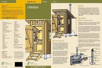 Utedass - Cheapy
