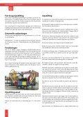 Brugsvejledning for Cykeldrom - Ranum Teltudlejning - Page 2