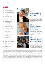 André Odding, verkoper Philip Houben doet aan landje-pik Herman ...