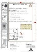 UNIVOX 380 VARNING! - Bo Edin AB - Page 2