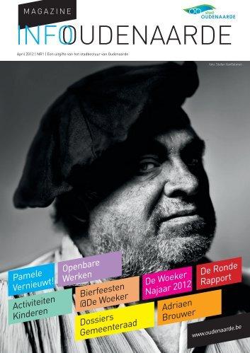 Infomagazine juni 2012 - Stad Oudenaarde