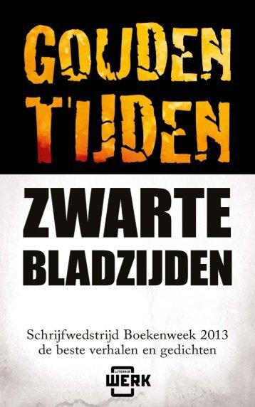 Download Gouden tijden, zwarte bladzijden (pdf) - Literair Werk