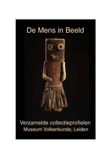 Open het profiel als pdf - Museum Volkenkunde