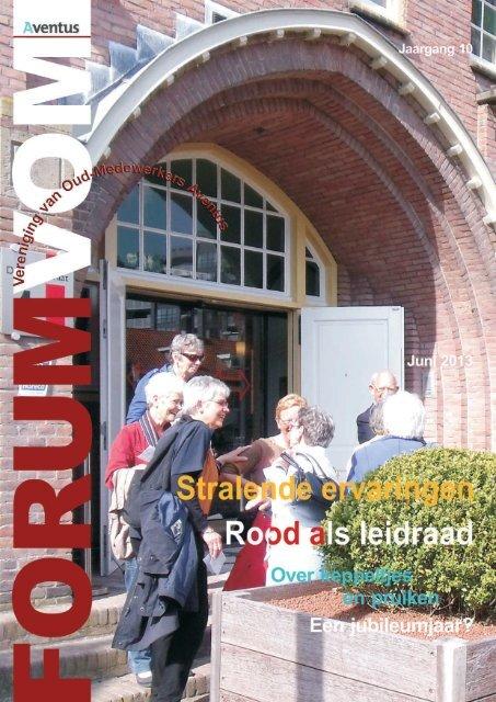 VOM Forum 2013 juni (downloadversie) - Vereniging van Oud ...