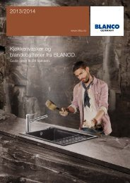 BLANCO kjøkkenvasker - Allstein AS
