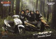 Brosur Yamaha Mio - Kredit-mOtOr