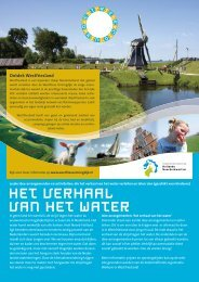 het verhaal van het water (pdf) - Zuiderzeemuseum