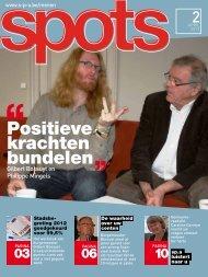 Spots april 2012 - Menen - SP.a