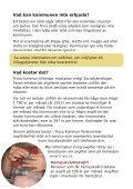 Hjälp i hemmet och valfrihet - version 7_130527.indd - Trosa kommun - Page 4