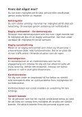 Hjälp i hemmet och valfrihet - version 7_130527.indd - Trosa kommun - Page 5