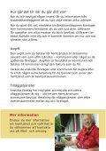 Hjälp i hemmet och valfrihet - version 7_130527.indd - Trosa kommun - Page 7