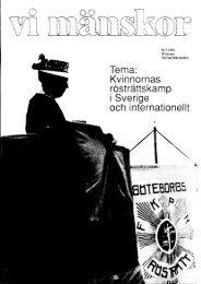 1991/3 - Vi Mänskor