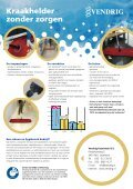 Efficiënt schone vloeren met de Snelwisser® van Vendrig - Page 2