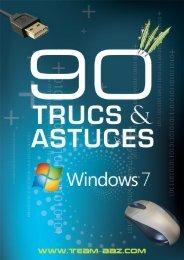 90 trucs & astuces pour Windows Seven – Team AAZ