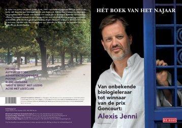 Alexis Jenni - In tijden van oorlog - De Geus