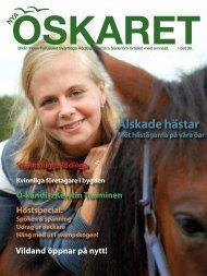 Höstnumret 2009 - Josefine Hagström - frilansjournalist