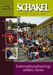 Internationalisering: anders leren - Baart en Raaijmakers