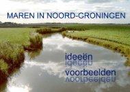 Maren in Noord-Groningen - Stichting Natuur en Landschap ...