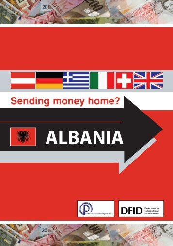 Sending money to Albania - IOM Tirana