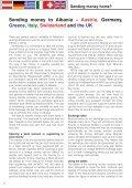 Sending money to Albania - IOM Tirana - Page 2
