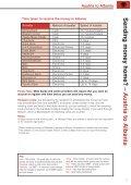 Sending money to Albania - IOM Tirana - Page 7
