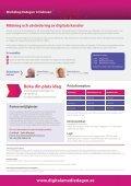 Hur skapar du en strategi som får alla digitala ... - Talentum Events - Page 2