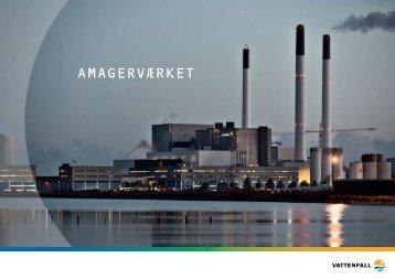 AMAGERVÆRKET - Vattenfall