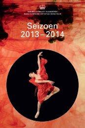 download de brochure digitaal - Koninklijk Ballet van Vlaanderen