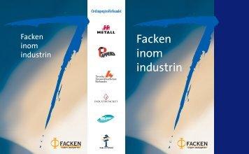 FI broschyr på svenska.pdf - Facken inom industrin