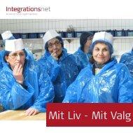 Mit Liv - Mit Valg - Integrationsnet